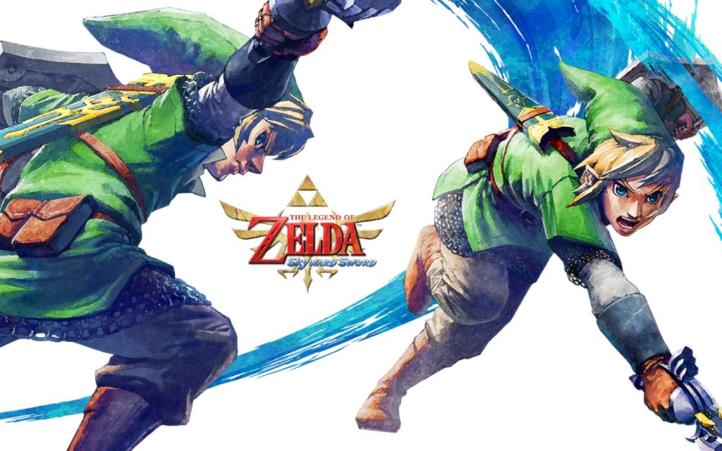 zelda the skyward sword wii