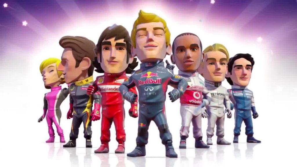 f1stars race