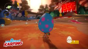 LBPKarting eggs